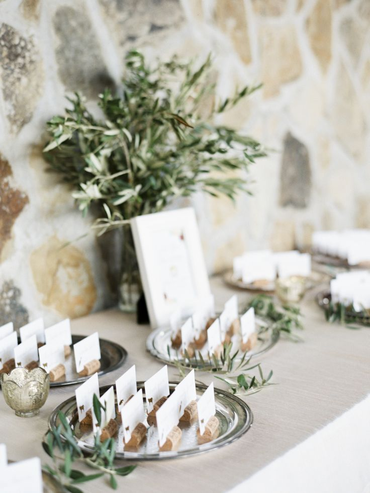 inspired by tuscany this couple recreated that magic for their big day card