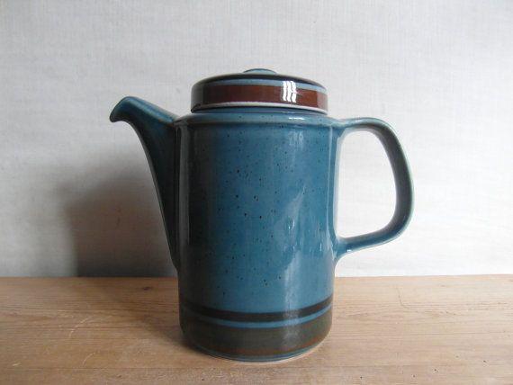 Arabia Finland MERI coffee pot Ulla Procopé
