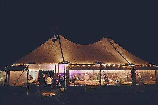 Wedding, Party & Event Tent Rentals | Eastern Shore Tents & Events | SAILCLOTH TENTS