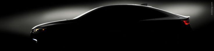 2016 Chevrolet Malibu  #2016MY #New_York_Auto_Show_2015 #Chevrolet #Chevrolet_Malibu #American_brands #Segment_D #Serial