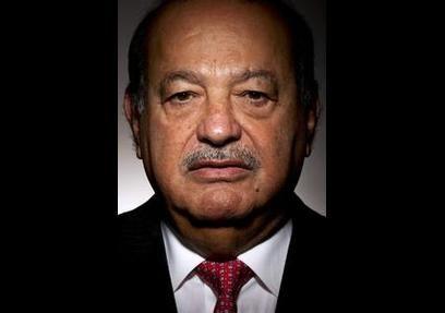 Carlos Slim Helu - 79,1 Mrd. US Dollar