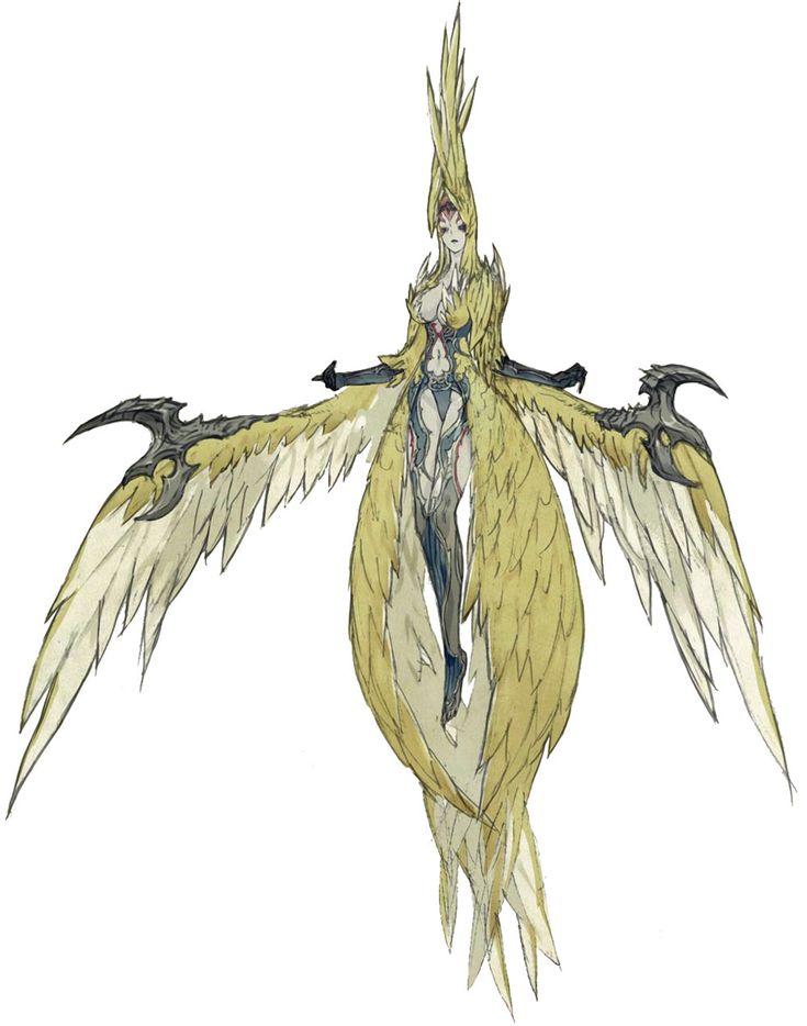 Siren from Final Fantasy XIV: A Realm Reborn