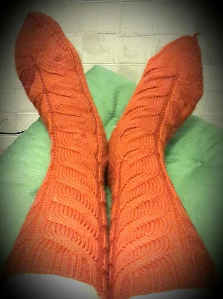 Лерины носки
