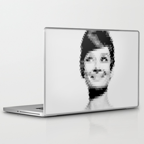 Geometric Audrey Laptop & iPad Skin – $30