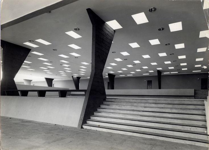 Clássicos da Arquitetura: Ginásio de Guarulhos / Vilanova Artigas e Carlos Cascaldi