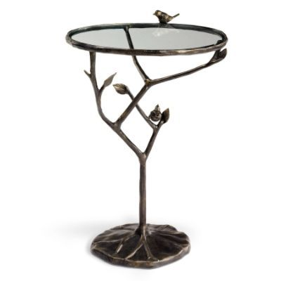 All-weather Bird and Branch Table