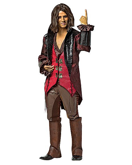 Once Upon A Time Costumes: Once Upon A Time Rumplestiltskin Mens Costume