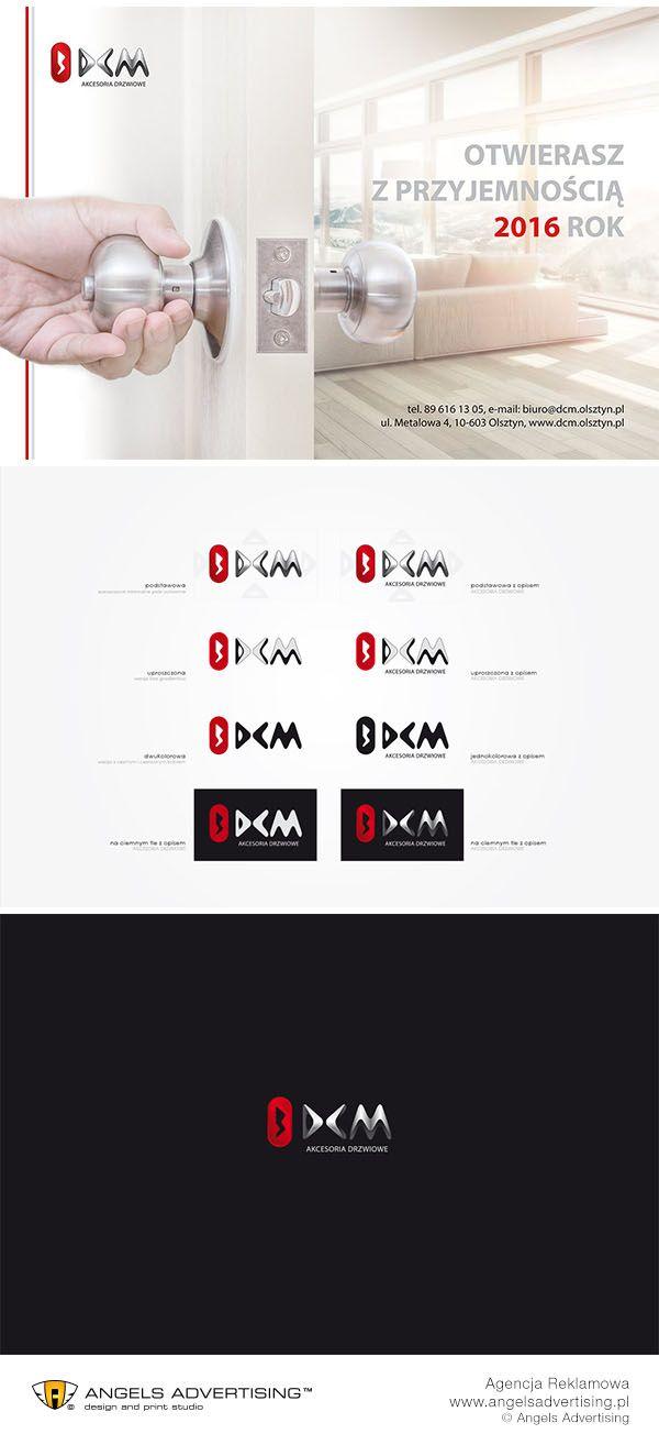 Projekt logo oraz reszty składowych identyfikacji wizualnej. #logo #brand #agencjareklamowa #olsztyn