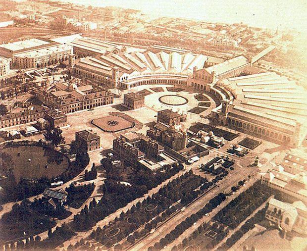 Barcelona 1888: Las primeras fotografías aéreas españolas y un duro para subir en globo – Tecnología Obsoleta