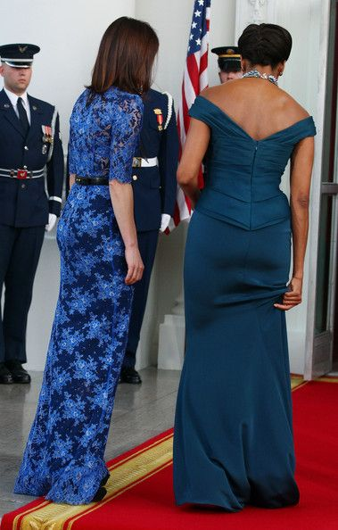 Michelle Obama Photos: President And Mrs. Obama Host Official Visit Of UK Prime Minister Cameron