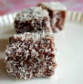 Lamingtons are amazing! I am trying to find the perfect recipe, just how the Aussies make them! ;)