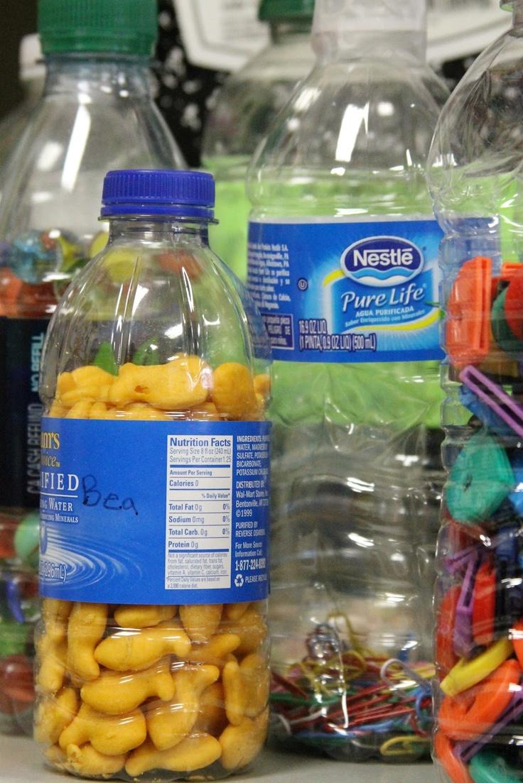 100 items in a bottle