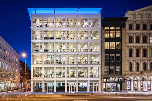 433 Broadway, edificio de oficinas en New York