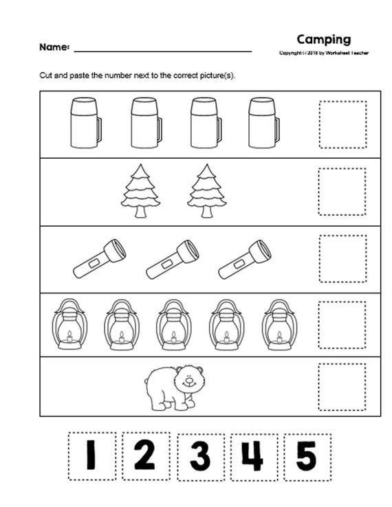 10 Camping Preschool Curriculum Activities Preschool