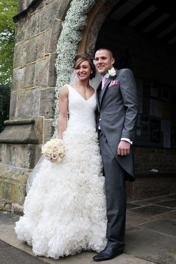 5/18/2013: Andy Hill & Jessica Ennis