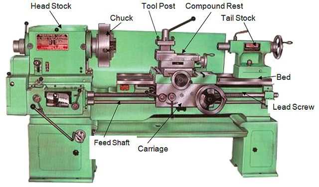 lathe-machine-parts | Flickr - Photo Sharing!