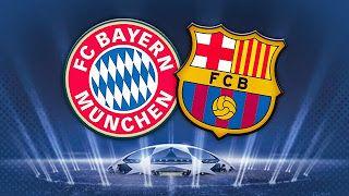 Barcelona x Bayern de Munique Jogo AO VIVO 12/05/2015 Liga dos Campeões