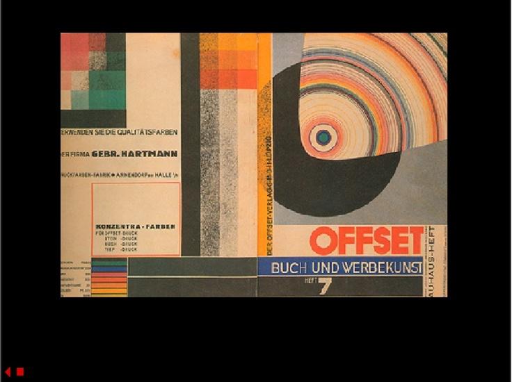 Offset - Joost Schmidt - 1926