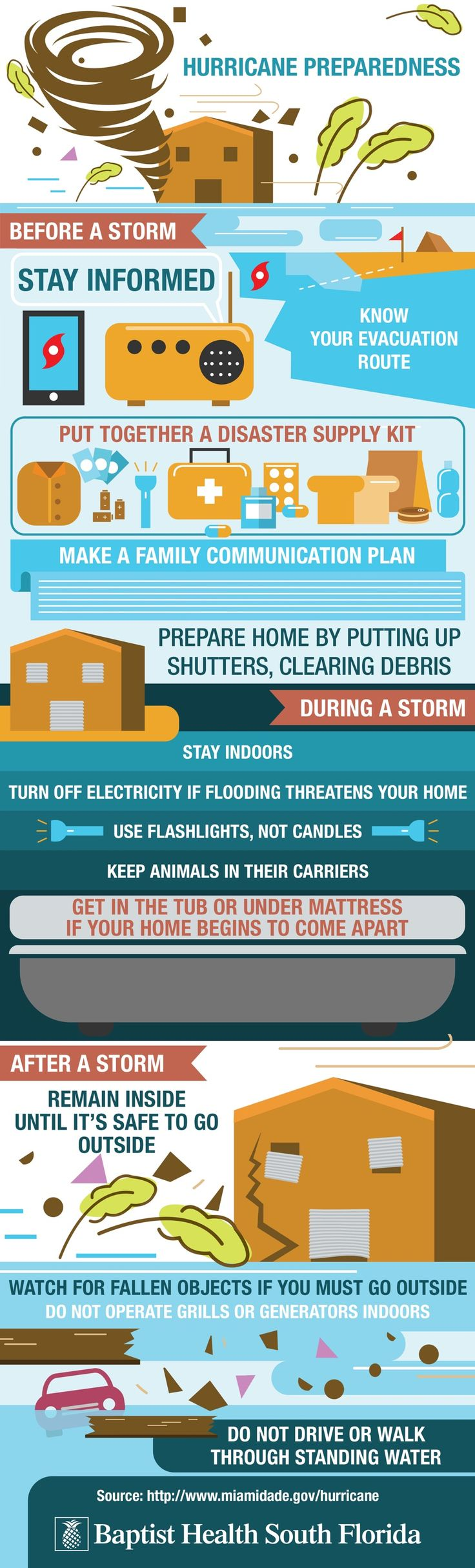 South Florida is monitoring #Hurricane Irma as it approaches rapidly.     For more information and safety tips please visit miamidade.gov/hurricane.    Please visit miamidade.gov/emergency for the latest information on openings and closings in Miami-Dade County.