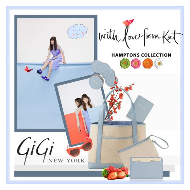 GiGi by lailah37 on Polyvore featuring moda and GiGi New York