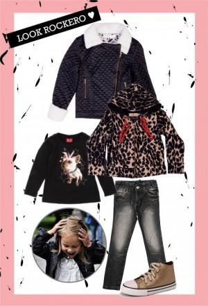 Los mejores Outfits de inverno para niñas pequeñas de 3 a 5 años que visten a la moda. Look Rockero, Look Casual, Look Vanguardista y Look Romántico. Elegí junto a tu hija el que más les guste, pueden jugar, combinarlos, y también crear nuevos y divertidos Outfits. Esperamos que te gusten. http://www.femeninas.com/moda-para-ninas-de-3-a-5-anos-outfits-de-invierno