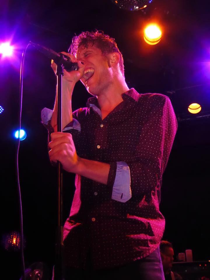 Anderson East singing at Northampton, MA Valentine Night '16