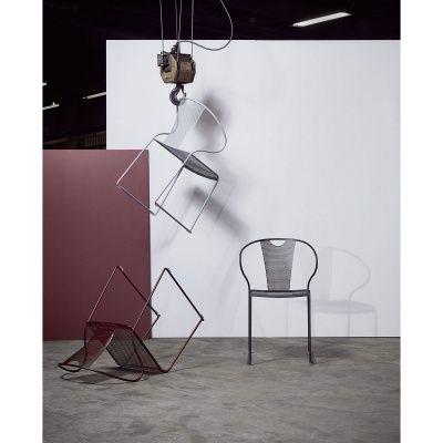 Piazza stol, antracit – SMD Design – Köp online på Rum21.se