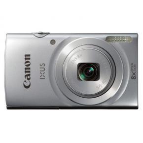 Tan sólo apunta y dispara con esta IXUS compacta y elegante de 16 megapíxeles con Smart Auto y la cámara se encargará por ti de los ajustes, para que puedas disfrutar en todo momento de fotografías espectaculares y vídeos HD con la calidad de Canon. Canon Ixus 145 16mp Plata