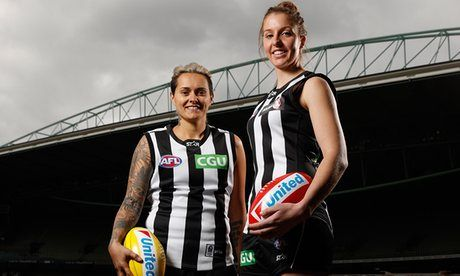 Growing interest in the AFL women's competition may force the league to move next month's season opener between Carlton and Collingwood to a bigger venue.