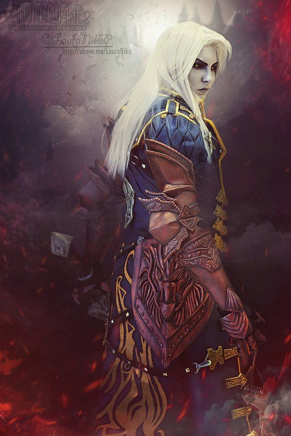Castlevania Lords of Shadow 2 : Alucard Cosplay by MiyukiKurame