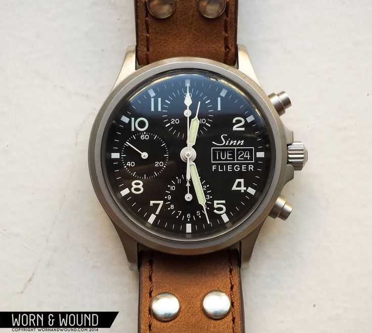 Sinn 356 - reliable, good looking and affordable watch