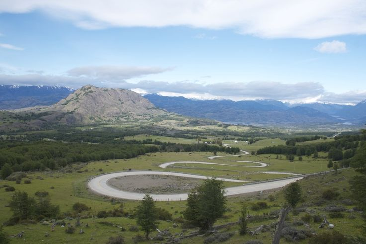 The snake of the Carretera Austral