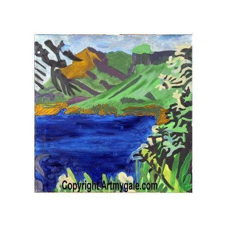 Paysage Maritime - 30,00 €  #Art #Artiste
