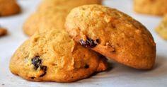 Biscuits à la citrouille, avoine et chocolat « Maigrir Sans Faim