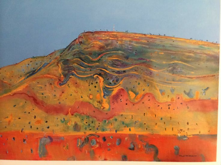 Fred Williams (1927-1982) - Pilbara