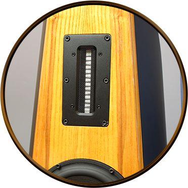 Głośnik wstęgowy w projekcie DUNE to nie tylko urozmaicenie oferty – to poszukiwanie najlepszego brzmienia, skomponowanie z innymi przetwornikami, ale także sprawa najlepszego designu tego modelu.