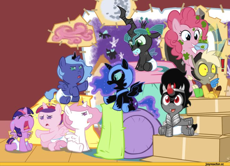 My Little Pony Coloring Pages Nightmare Moon : Best my little pony images ponies pony and my