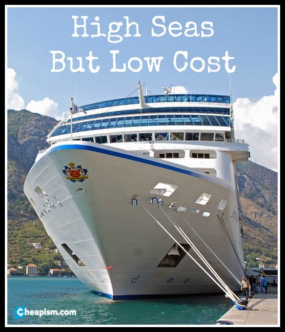 Which cruise lines have the best deals? When/Where you should travel and how to cut costs even more. Full story - http://www.cheapism.com/cruise-deals photo - flickr.com/photos/bbmexplorer/
