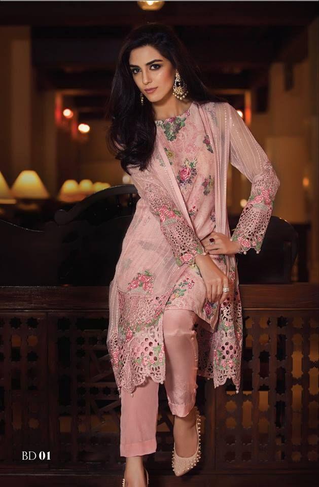 Mejores 41 imágenes de Eid collection en Pinterest | Vestidos indios ...