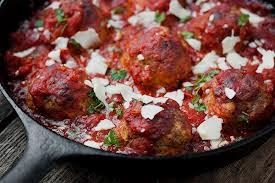 The VZUG Combi-Steam Queen: BakeOMatic Italian Style Meatballs