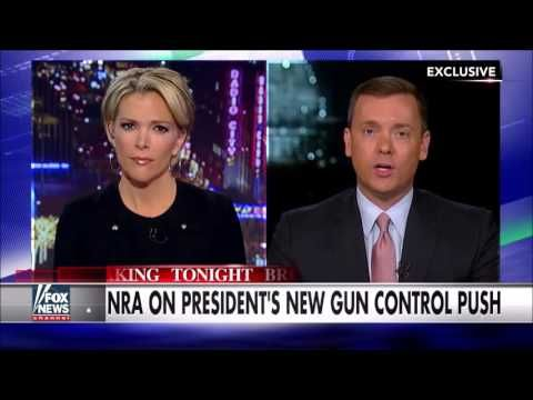 The Head Of The NRA Lobby Chris Cox Racist Attack On President Obama - YouTube