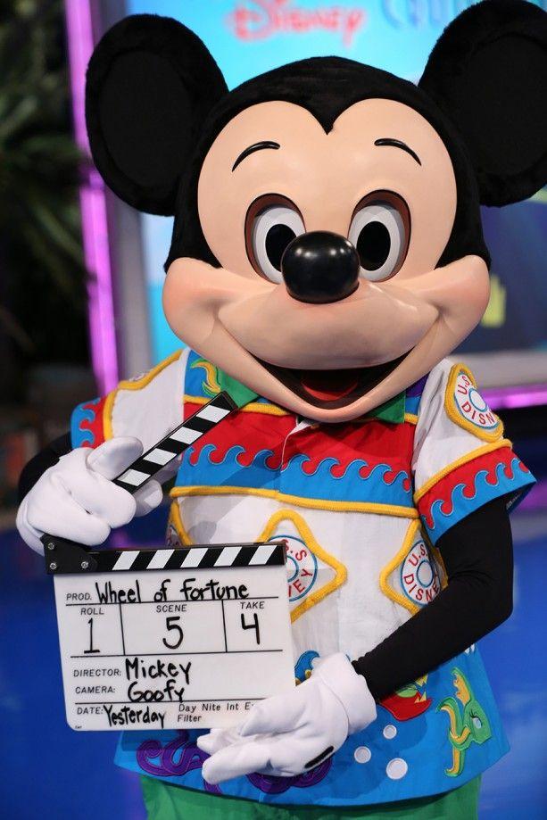 Mickey on Wheel of Fortune! tami@goseemickey.com