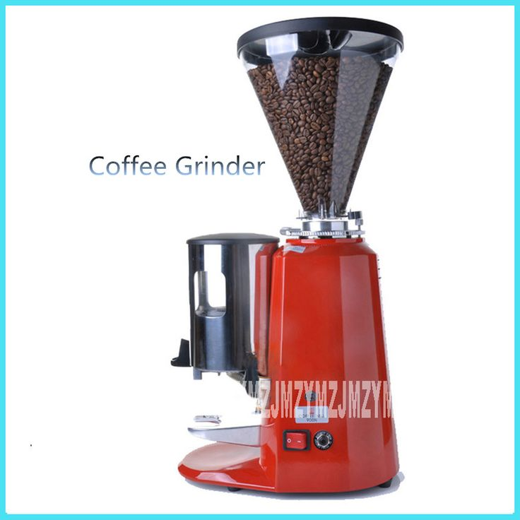 New Arrival 900N professional Italian coffee grinding machine commercial electric grinder coffee shop dedicated grinder machine