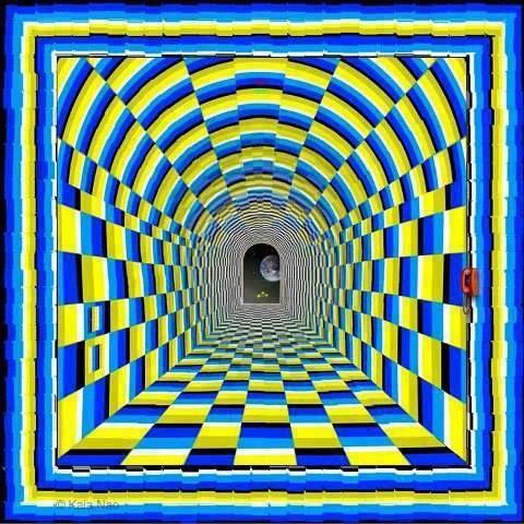 optical hallucinations