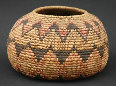 Apache Native American Indian Baskets,