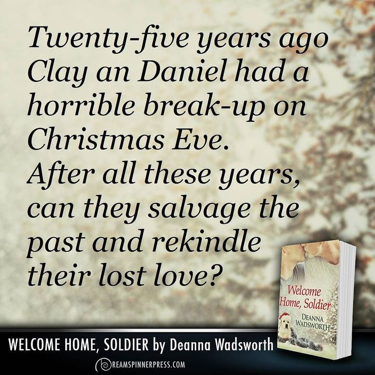 My latest book is coming soon! Pre-order the @Dreamspinners Holiday Advent Calendar today for huge savings and receive a new xmas story every day in December including my book WELCOME HOME SOLDIER http://ift.tt/2A0muIo #gayromance #Christmas #gaylove #romancenovel #holiday #mature #matureromance #oldermen