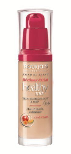 Bourjois Healthy Mix Foundation, No. 52 Vanille, 1 Ounce  //Price: $ & FREE Shipping //     #hair #curles #style #haircare #shampoo #makeup #elixir