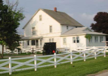 Amish style houses