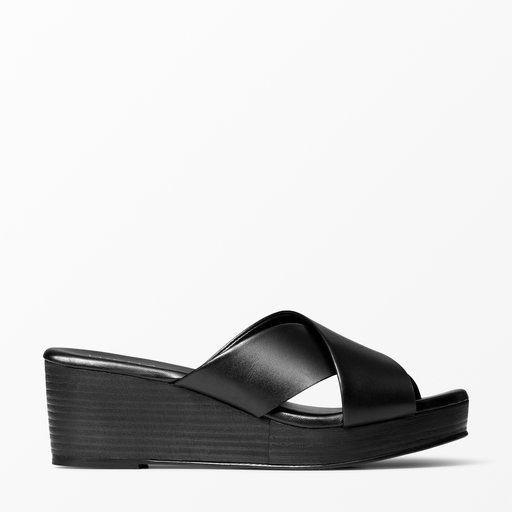 Sandal med kilklack - Sandaler- åhlens.se - shoppa online!