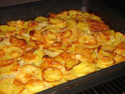 Nem vagyok mesterszakács: Hagymás- gruyére sajtos Anna burgonya
